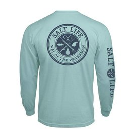 Salt Life Salt Life Way of the Waterman Tee - LS