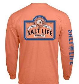 Salt Life Salt Life Brewing Company Tee - LS
