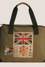 T & M WWII Pilot Bag by Trixie & Milo