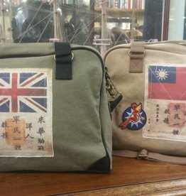 T & M WWII Pilot Bag by Trixie & Milo