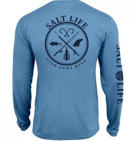 Salt Life Salt Life Salt Fix Performance - LS