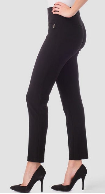 Collection Black Slim Fit Pants Pictures - The Fashions Of Paradise