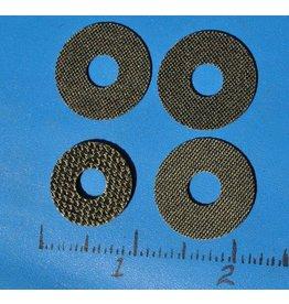 Smooth Drag CD111 - Abu Garcia Ambassadeur Revo STX Smoothdrag Carbon Drag Set
