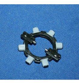Abu Garcia 1116727 -  Ambassadeur White Plastic Brake Block System