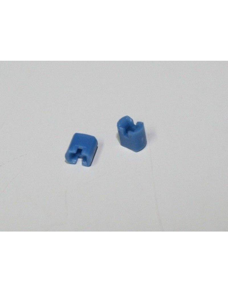 Abu Garcia Abu Garcia Ambassadeur Blue Plastic Brake Block Set