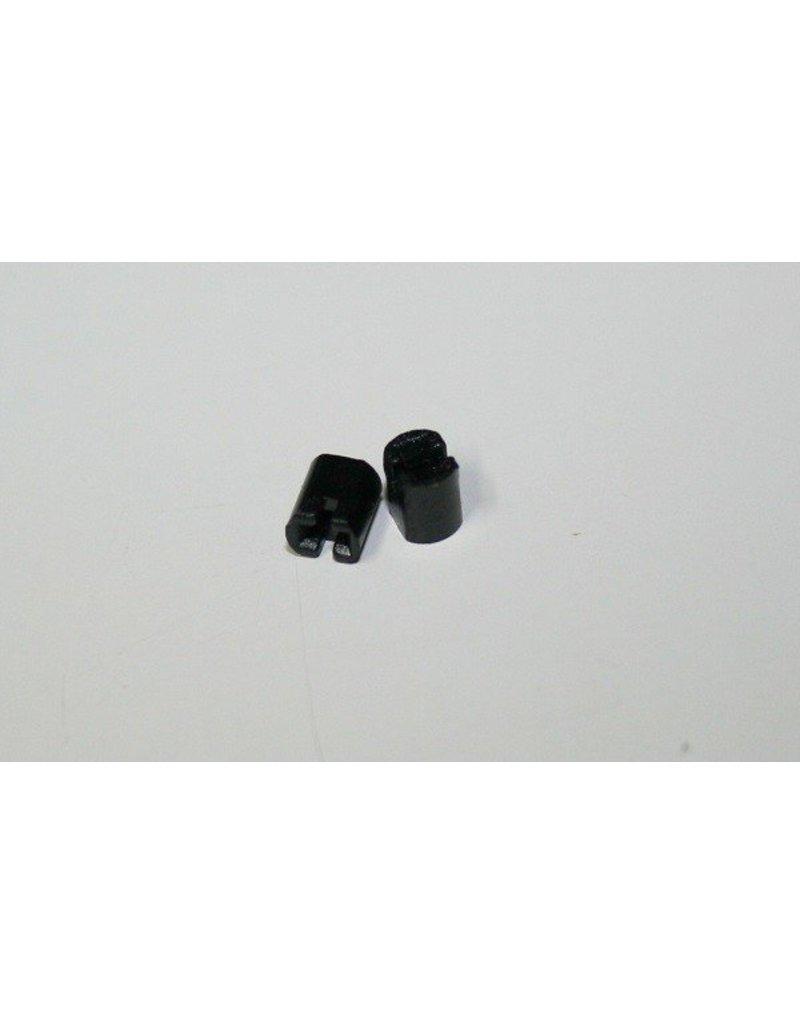 Abu Garcia Abu Garcia Ambassadeur Black Plastic Brake Block Set