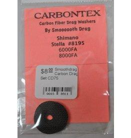 Shimano Shimano Stella 6000FA 8000FA Smoothdrag Carbon Drag Set