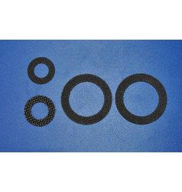 Smooth Drag CD108 - Ambassadeur 8000C, 9000C, 10000C Smoothdrag Carbon Drag Set