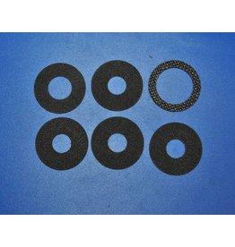 Smooth Drag CD109 - Ambassadeur BG9000, BG10000, BG9000CT, BG10000CT Smoothdrag Carbon Drag Set