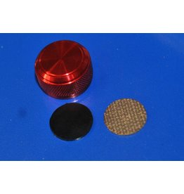 Abu Garcia 1302712-S - Ambassadeur Red Spool Tension Cast Control Cap Set