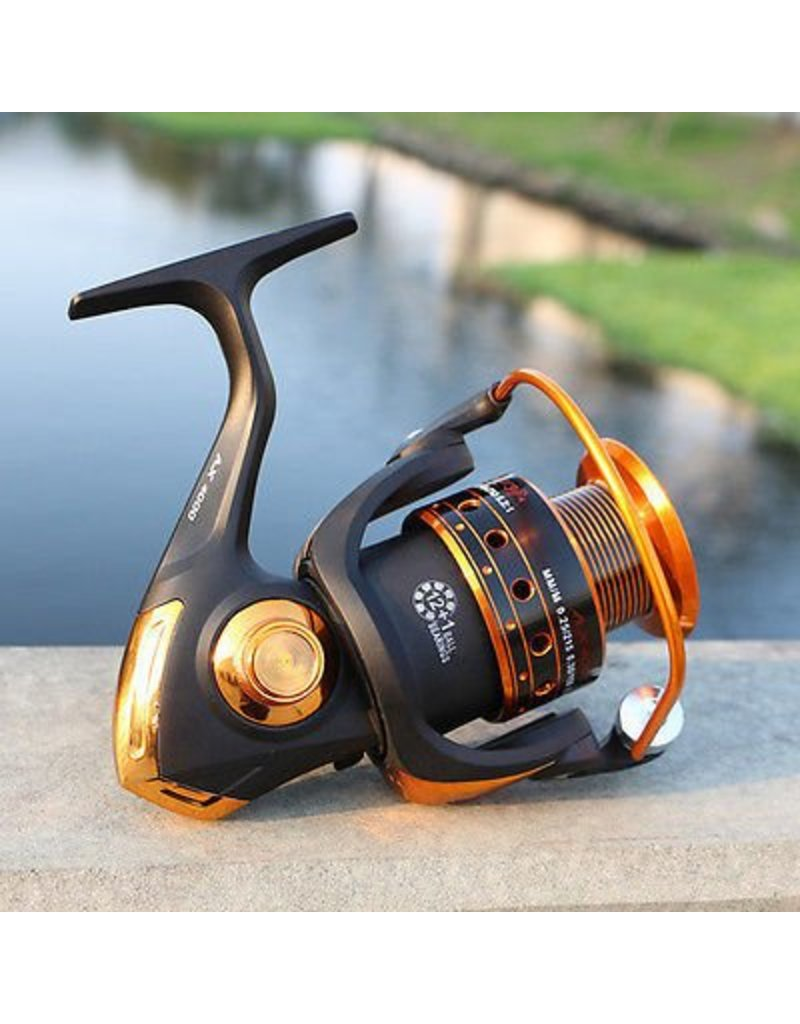 Yumoshi AX4000 Fishing Spinning Reel