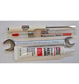 Abu Garcia 10005 - Abu Garcia Maintenance Kit with Silicote Reel Oil with Syncolon PTFE