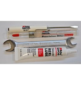 Abu Garcia B91 - 10005 - Abu Garcia Maintenance Kit with Silicote Reel Oil with Syncolon PTFE