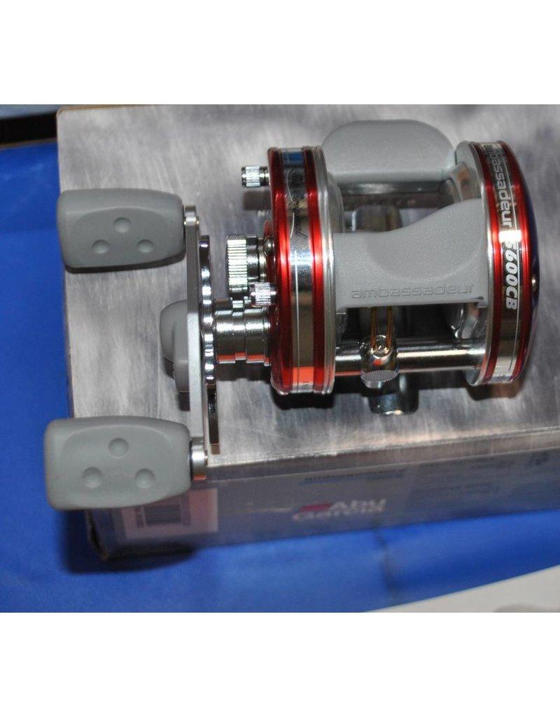 Abu Garcia  Abu Garcia Ambassadeur 5600CB Fishing Reel With Ceramic and Carbon Matrix Drag upgrade Gear Ratio 6.3:1
