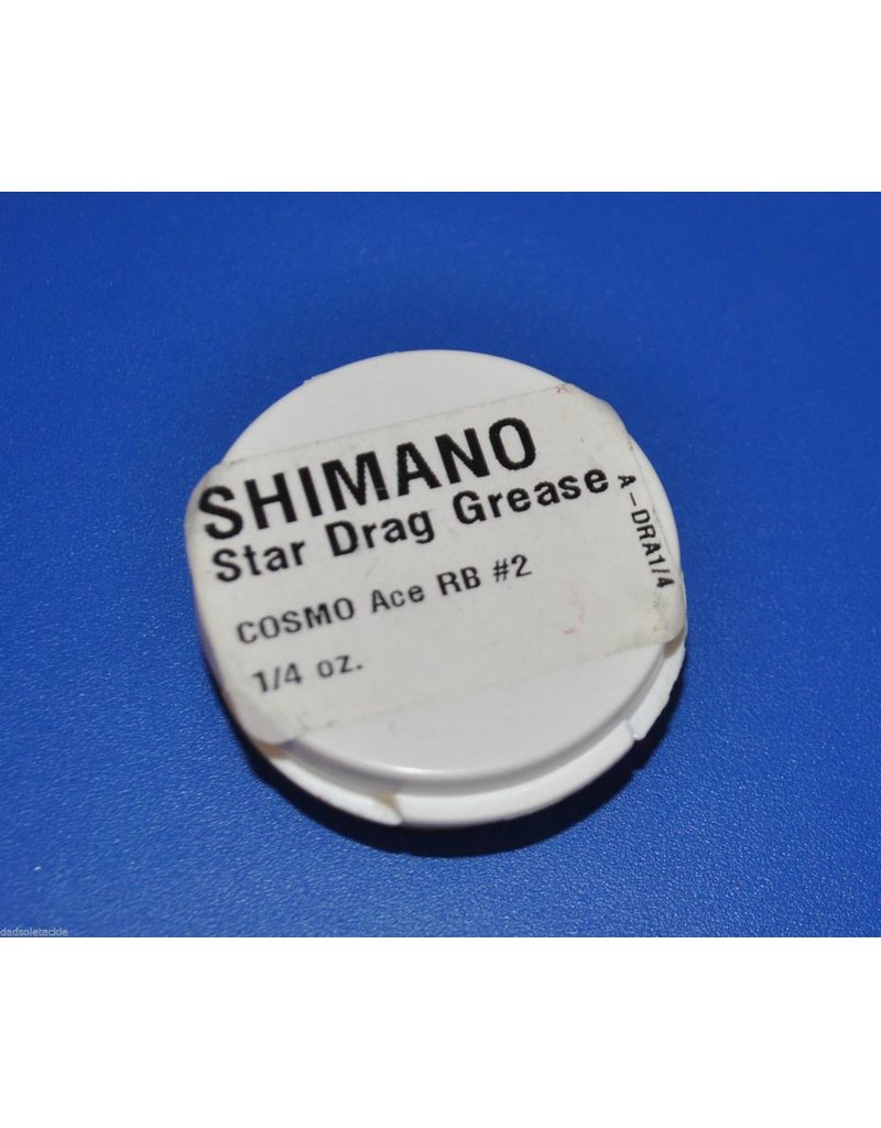 Shimano Shimano Universal Reel & Titanium Drag Grease in a 1/4 oz. container