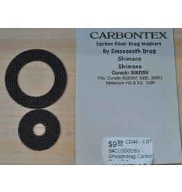 Shimano Shimano Curado 300DSV Smoothdrag Carbon Drag Set