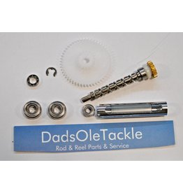 DadsOleTackle K65 -Abu Garcia Ambassadeur 5000 5001 5500 5501 5600 5601 Ceramic Hybrid Bearing upgrade Kit