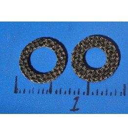 Smooth Drag CD104 - Abu Garcia Ambassadeur 3902 & 3903 Smoothdrag Carbon Drag Set
