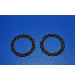 Smooth Drag K13 -  Carbon Drag Washer KIT  172884799744