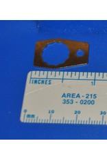 Abu Garcia Abu Garcia Ambassadeur Handle Nut Lock Plate