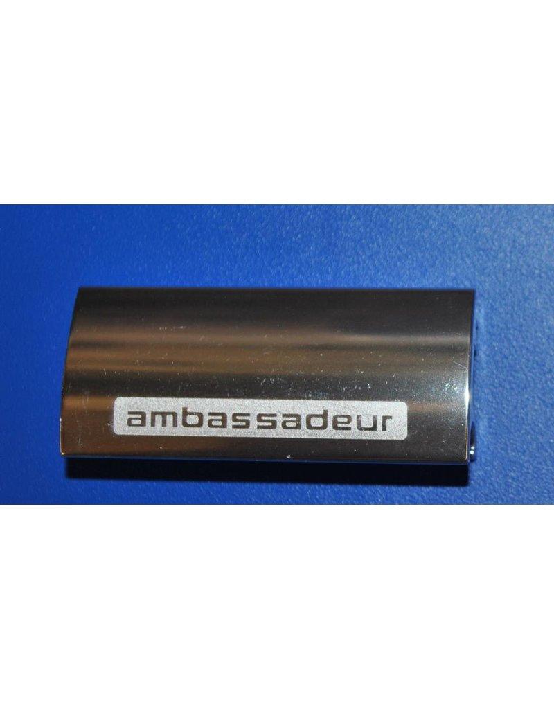 Abu Garcia Abu Garcia Ambassadeur 6000 6500 6600 6001 6501 6601 and Record 60 or 61 Aluminum Thumb Rest