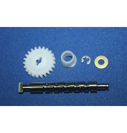 Shimano BNT1498 - Shimano Worm Shaft Assembly