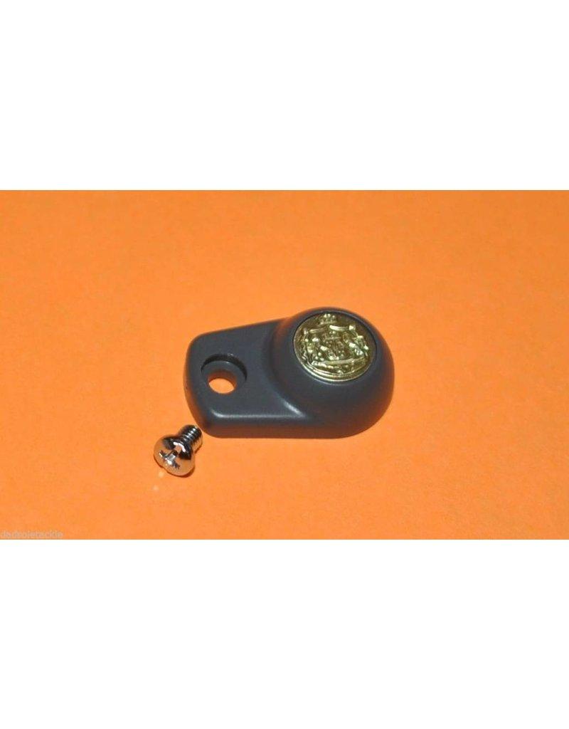 Abu Garcia Abu Garcia Ambassadeur Handle Nut Cover Plate w/ Screw
