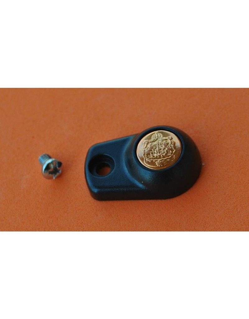Abu Garcia Abu Garcia Ambassadeur Kalex Handle Nut Cover Plate And Screw