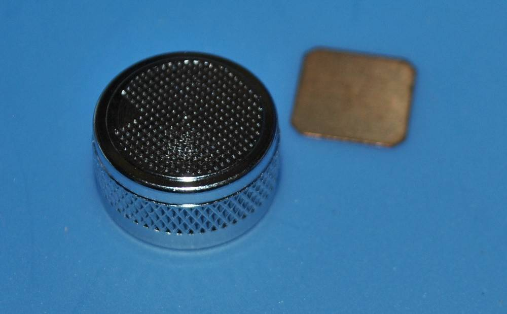 Abu Garcia Abu Garcia Ambassadeur 2500C Left Side Spool Cast Control Cap With Brass Shim