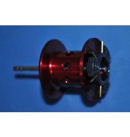 Shimano BNT3840 - Shimano CORE-100MGFV, 100MG, 101MG Baitcast Reel Anodized Aluminum Spool
