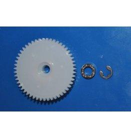 DadsOleTackle K20 - Upgrade KIT for Abu Garcia Ambassadeur Cog Wheel Abec 7 rated Japan Ceramic Hybrid Bearing with C-Clip Kit