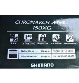 Shimano Chronarch MGL150XG