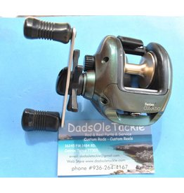 Shimano Shimano Bantam Curado 200 Reel (Refurbished) New Bearings Carbon Drags and Gears