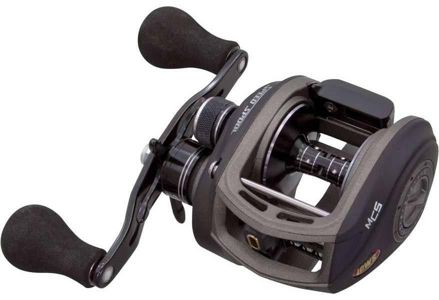 Lew's SuperDuty Wide Speed Spool Series Baitcast Reel SDW2H. This new reel not shipped in original box.