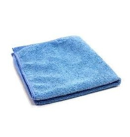 Darice Light Blue Microfiber Towel 11.75X11.75 inches Two pack