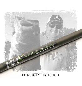 "DS823 MHX Drop Shot Rod Blank [6'10"" 8-17lb] 6'10"" | 8-17 lb. | 5/16 - 5/8 oz. | Fast Action | Medium Power | 1 Piece | 4.5 Tip | 0.558 Butt | Slate Finish"