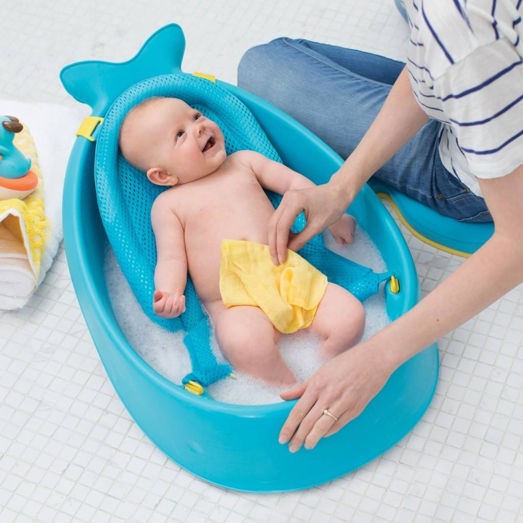 Skip Hop Moby Smart Sling 3 Stage Bathtub | Tummy to Mummy - Tummy ...