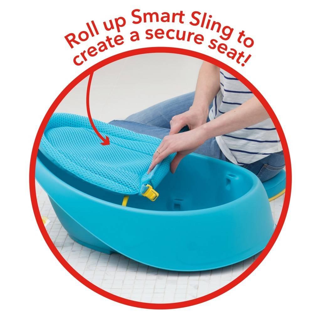 Skip Hop Moby Smart Sling 3 Stage Bathtub | Tummy to Mummy - Tummy ...