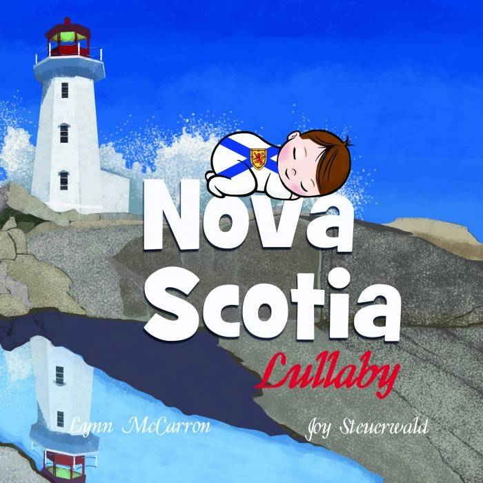 BabyLullaby Souvenirs Nova Scotia Lullaby by Joy Steurwald