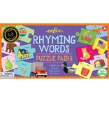 EeBoo eeBoo Rhyming Words - Puzzle Pairs