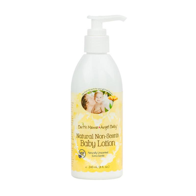 Earth Mama Angel Baby EMAB Angel Baby Lotion, 240ml/8oz