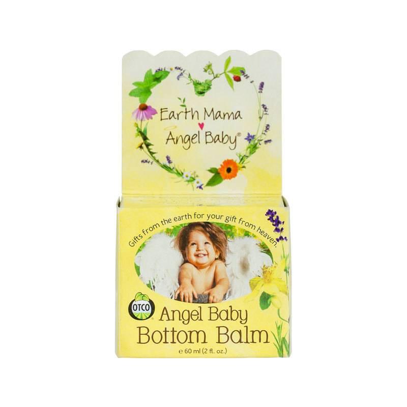 Earth Mama Angel Baby EMAB Bottom Balm, 60ml/2oz