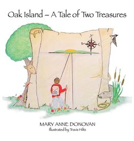 Wooly Thyme Press Oak Island - A Tale of Two Treasures