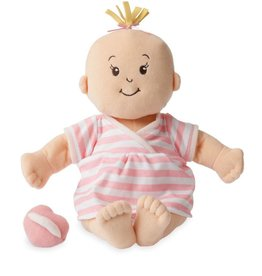 Manhattan Toy Baby Stella Doll - Peach