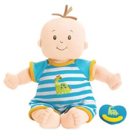 Manhattan Toy Baby Stella Doll - Boy