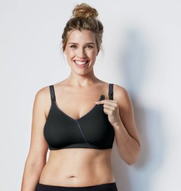 Bravado Designs Bravado Essential Embrace Nursing Bra -Black