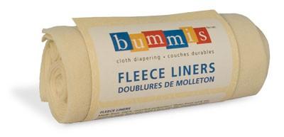 Bummis Bummis Reusable Fleece Liners, 5 pack