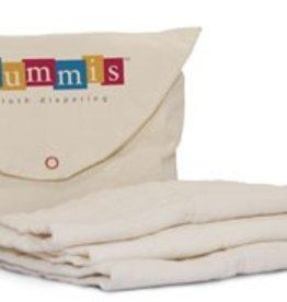 Bummis Bummis Organic Cotton Prefold Inserts - Infant