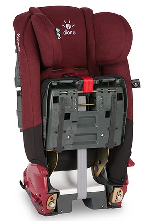 Diono Diono RXT All in One Convertible Car Seat - Black Mist