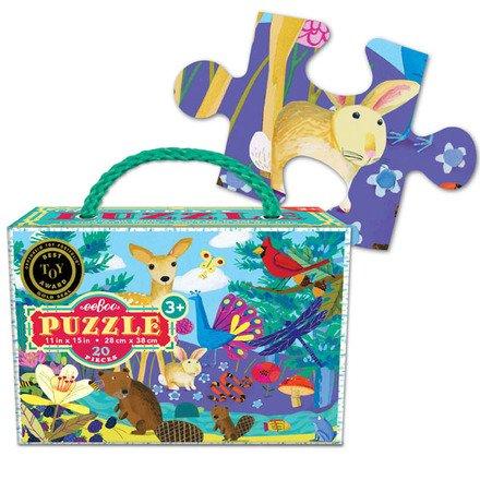 EeBoo eeBoo 20 pc Puzzle
